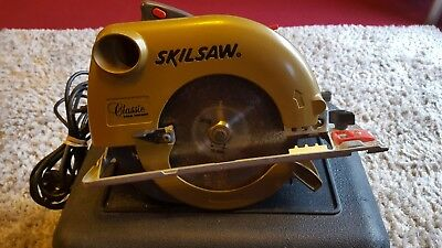 Skilsaw Classic 5466 Circular Saw 190mm 1400 Watt and Case