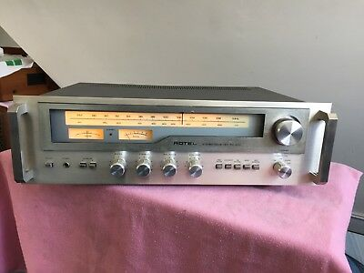 Rotel RX-503 stereo receiver for parts or repair.