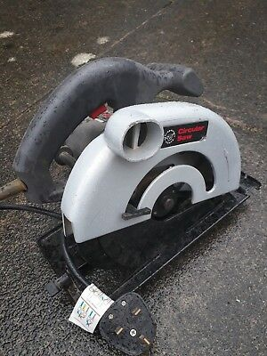 Performance Power Circular Saw - 1100W Motor - no blade