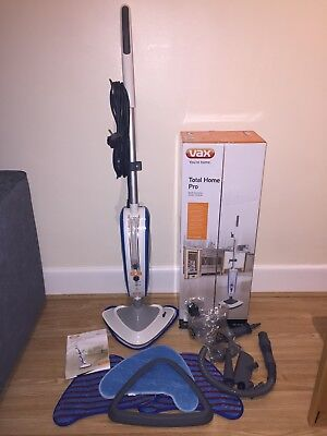 VAX TOTAL HOME PRO S7 Steam Mop & Cleaner - 1600 W STEAMER