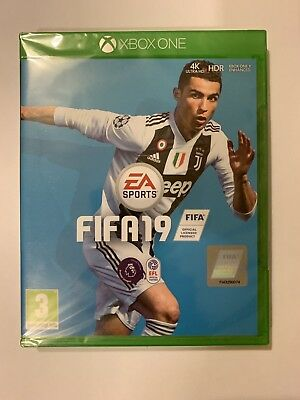 FIFA 19 (Xbox One) BRAND NEW SEALED FAST DESPATCH  Free 🇬🇧🚚
