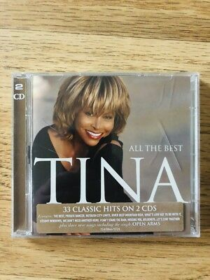 Tina Turner - All The Best Double CD Dated 2004