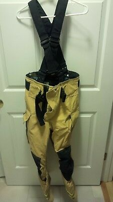 Cairns RSX Trousers Protective Clothing Advance Ultra Gold Size 36 Mint USA