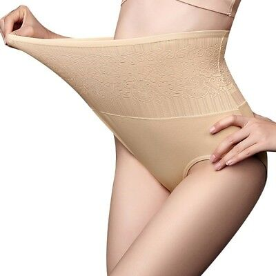 Women Underwear High Waist Knickers Maternity Slimming Panties Seamless Legerie