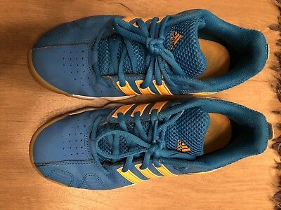 Adidas badminton shoes Size 4