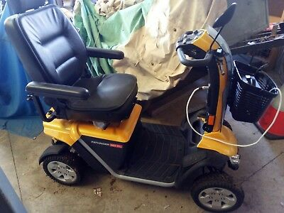 Mobility Scooter Pathrider 140 XL