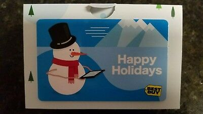 Best Buy Gift Card $50 Brand New/Never Used/Scratch Sticker not removed