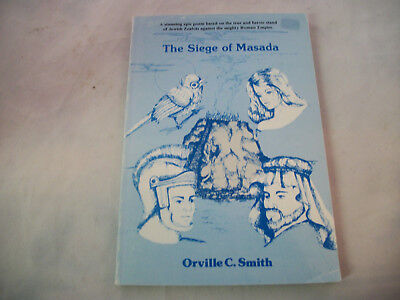 Siege of Masada by Orville C. Smith