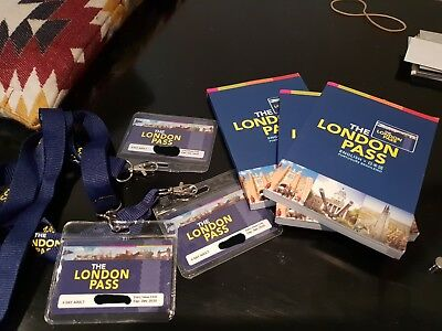 London Pass 1x Adults 4 Day