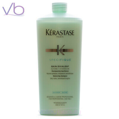 KERASTASE Specifique Bain Divalent Shampoo For Oily Roots and Sensitized Hair