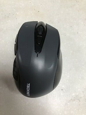 83a522c6162 TeckNet 2.4ghz Wireless Optical Mouse With USB Nano Receiver 1200 DPI 3  Buttons