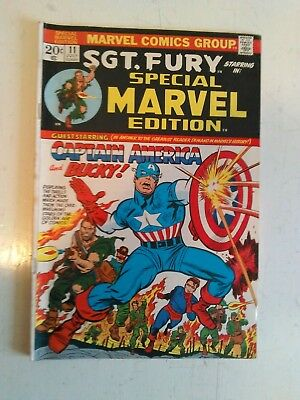 Special Marvel Edition 11 in very good condition