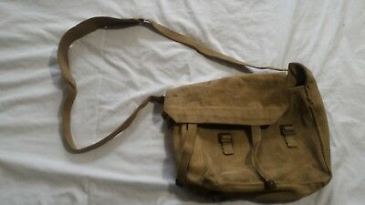 WW2 WWII Canadian Canada British Pattern 37 Webbing Small Pack 1942