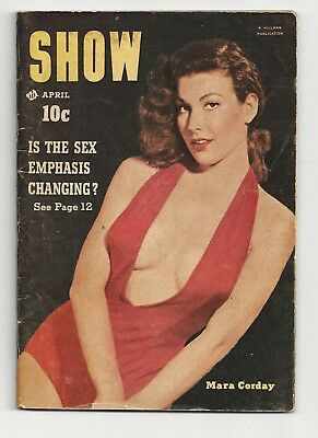 Show Vol. 1 No. 8 April 1953 - Whitey Ford, Emmet Kelly and many others