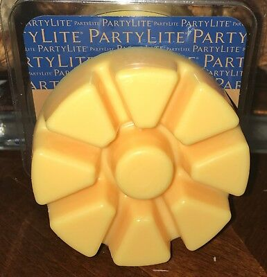 PARTYLITE CARAMEL PEAR wax scented melts tray SCENTS PLUS 40/% OFF RETAIL