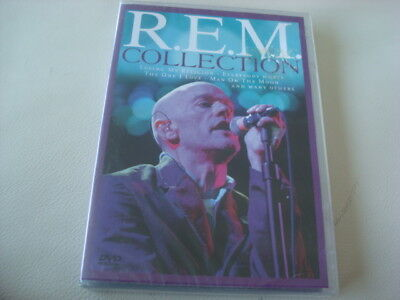 R.E.M. NEW DVD Collection Live Performances NTSC-All Region Rare DTS REM 16-Trks