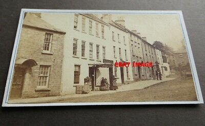 Gloucestershire BLAKENEY c1860s Original Photo nr Lydney, Forest of Dean