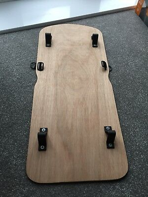 Genuine BUGABOO Cameleon 1 2 Wooden Base/Board/Insert for Carrycot