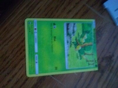 Factory Mistake Bellsprout
