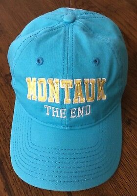 MONTAUK The End Baseball Cap By The Game - New-adjustable