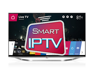Iptv 12 Mois Smart Iptv Hd; Android.ios .smart Tv .mag Kodi.enigma.assitance 7/2