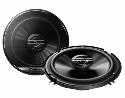 "Pioneer TS-G1620F 300W Max 80W RMS 6.5"" G-Series 2-Way Coaxial Car Speakers"