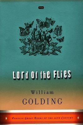 Lord of the Flies by William Golding Paperback Penguin Classics