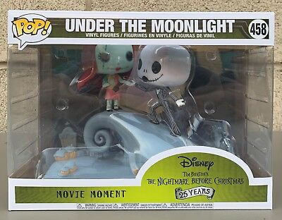 Funko POP! Movie Moments: The Nightmare Before Christmas - Under The Moonlight