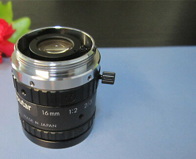 1pc Used COMPUTAR M1620-MPV 16mm focal length 3 million pixels industrial lens
