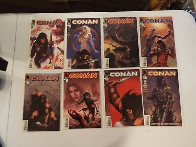 Lot of 15 Conan comics from DarkHorse
