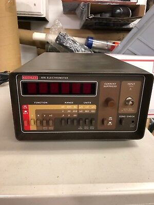 Keithley 614 Electrometer Test Equipment