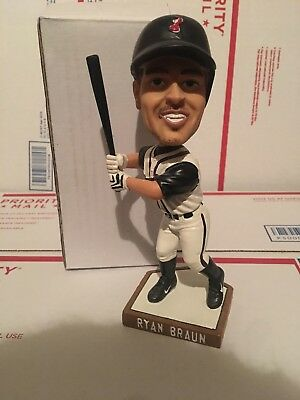 Nashville Sounds Ryan Braun Milwaukee Brewers Bobblehead Minor League SGA