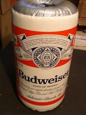 Budweiser Beer Can Inflatable