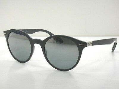 71a107ff12 RAY-BAN Sunglasses RB4296 633288 Light Grey Frame-Grey Gradient Mirror Lens  50mm