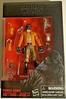 "Ponda Baba Star Wars the Black Series 3.75"" Figure WALRUS MAN ON SALE NOW!"