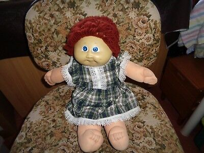 Cabbage Patch Doll - Brown Hair