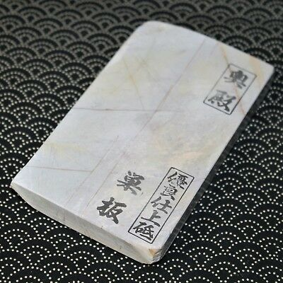 Japanese Natural Whetstone Okudo Suita Lv5 tenjyo~Hachimai 329g from JAPAN a927
