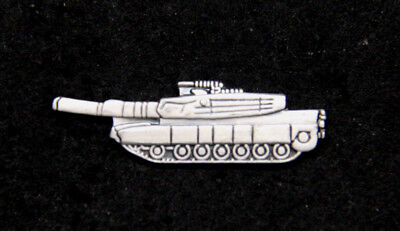 M1A1 Abrams Main Battle Tank Lapel Hat Pin Tanker Mos 1812 Usmc Us Marines Gift