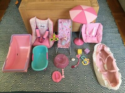 Baby Born Doll Accessories And Other Doll Accessories.
