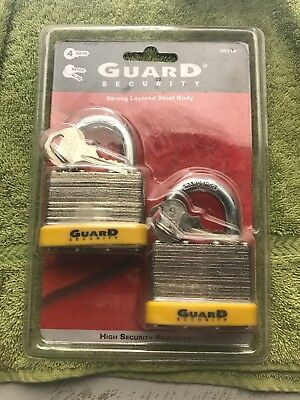 7ddc3917145f GUARD SECURITY 740 Hardened/Laminated Steel 1-1/2