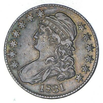 1831 Capped Bust Half Dollar - Circulated *8937