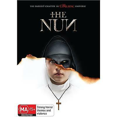 The Nun Dvd, New & Sealed, 2018 Release, Free Post