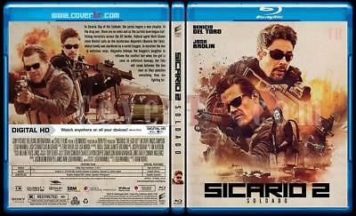 Sicario Day Of The Soldado(2018) BLU-RAY ONLY!!! FAST SHIPPING!!!