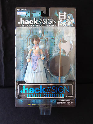 NIP .hack//sign Dot Hack Sign Action figures Loveable Collection
