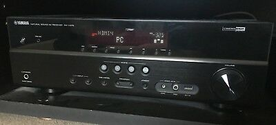 Yamaha RX-V375 5.1 channel home theatre receiver