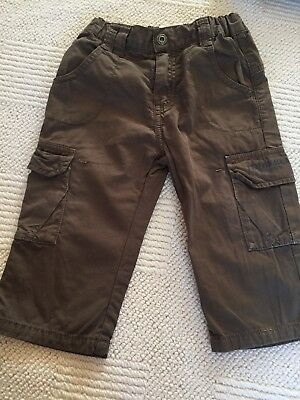 Timberland Boys Trousers Brown 12M Gorgeous !