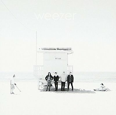 WEEZER-WEEZER (WHITE ALBUM)DELUXE EDITION-IMPORT CD WITH JAP From japan