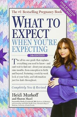 What to Expect When You're Expecting by Heidi Murkoff (PDF)