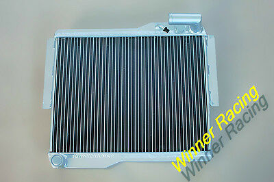 Aluminum Alloy Radiator For Mg Mgb Gt/roadster 1977-1980  High Performance 56Mm