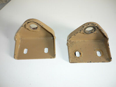 early range rover rear seat back hinge supports suffix 2 4 door a b c d e